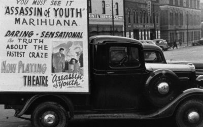 The History of Marijuana Prohibition: 1900-37