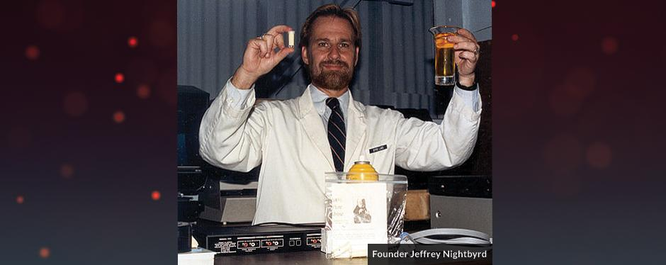 Jeffrey Nightbyrd - Founder of Drug-Free urine