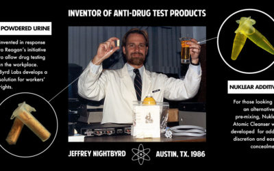 The Birth of Powdered Urine